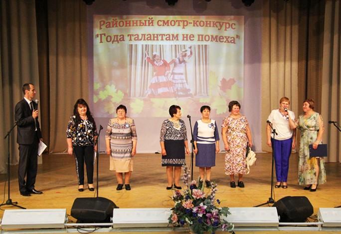 Супербабушку Мостовщины выбрали 29 сентября в районном центре культуры